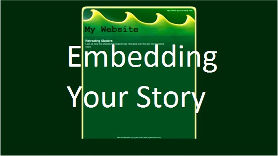Embedding Your Story